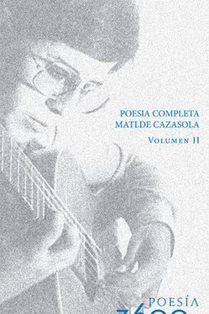 Libro Matilde Obra poetica Vol. II